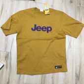 지프(JEEP) New Over Big Logo Half-Sleeves (GL2TSU093UP) 후기