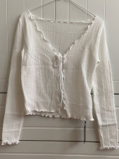 하이스쿨디스코(HIGH SCHOOL DISCO) VTG Cardigan_White 후기
