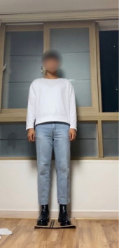 피스워커(PIECE WORKER) Classynary Light Blue / Ordinary Crop 후기