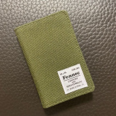 페넥(FENNEC) C&S CARD CASE - GREEN 후기
