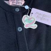 마가린핑거스(MARGARIN FINGERS) fanfare cardigan (black) 후기