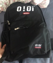 5252 바이 오아이오아이(5252BYOIOI) BASIC LOGO BACKPACK_ivory 후기