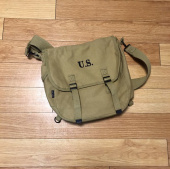와이엠씨엘케이와이(YMCL KY) US Type M1936 Masset Bag Khaki 후기