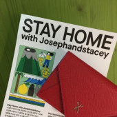 조셉앤스테이시(JOSEPH&STACEY) Easypass Amante Card Wallet with Chain Barbados Red 후기