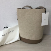 로서울(ROH SEOUL) Juty fabric medium shoulder bag Beige 후기