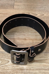 에이징씨씨씨(AGINGCCC) 40s strongman belt - gray 후기