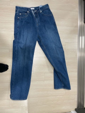 브랜디드(BRANDED) 51003 HISHITOMO COLLECTION 1WASH JEANS [RELAX STRAIGHT] 후기