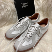 피렌체 아뜨리에(FIRENZE ATELIER) 2nd Atelier German Army Trainers 2NDF 1400W [WHITE] 후기