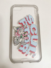 스컬프터(SCULPTOR) Logo Phone Case [BUNNY/BLACK] 후기
