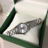 헨리코튼(HENRY COTTON'S) Woman Classic Cubic Watch HC729L 후기