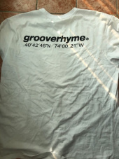 그루브라임(GROOVE RHYME) [패키지] NYC LOCATION T-SHIRT (10 COLORS) [GTS721I23] 후기