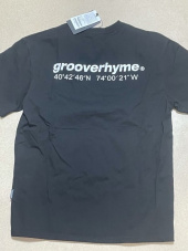 그루브라임(GROOVE RHYME) [패키지] NYC LOCATION T-SHIRT (16 Colors) [LRPMCTA401M] 후기