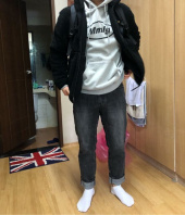 브랜디드(BRANDED) 1916 RIVER STR JEANS [CROP SLIM] 후기