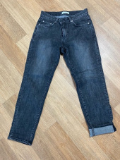 브랜디드(BRANDED) 1981 BLACK STANDARD3 JEANS [CROP SLIM] 후기