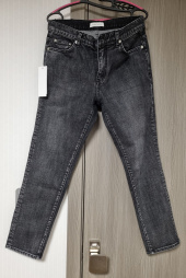 브랜디드(BRANDED) 1983 NIGHT SHADOW JEANS [CROP SLIM] 후기