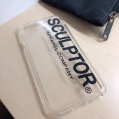 스컬프터(SCULPTOR) Logo Phone Case [WHITE] 후기
