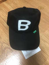 블러1.0(BLUR 1.0) B PATCH CAP - BLUE F 후기