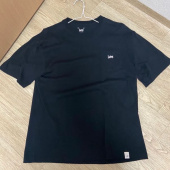리(LEE) POCKET SMALL LOGO HALF T-SHIRT WHITE 후기