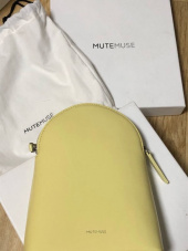 뮤트뮤즈(MUTEMUSE) SNACK Bag (Butter) 후기