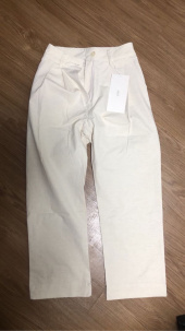 아르세(ARCE) PINTUCK PANTS [OATMEAL] 후기