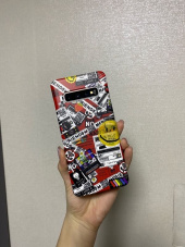 엠프렌즈(MFRIENDS) case_390_sticker pattern 후기