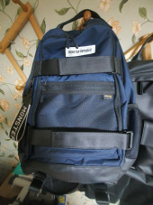 몬스터리퍼블릭(MONSTER REPUBLIC) MOVEMENT BACKPACK / BLACK 후기