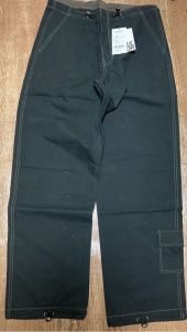 스컬프터(SCULPTOR) Nylon Cargo Jogger Pants [BLACK] 후기
