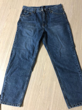 포윗(POWIT) 1129 CRUISER JEANS [CROP TAPERED] 후기