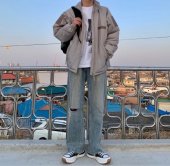 엘엠씨(LMC) LMC LEVEL7 THINSULATE PARKA beige 후기