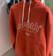 메인부스(MAINBOOTH) MNBTH Hood T-shirt(CARROT) 후기