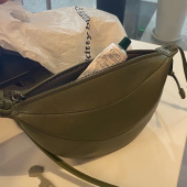 아카이브앱크(ARCHIVEPKE) small fling bag(Oslo green) 후기