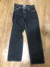 브랜디드(BRANDED) 1967 JET BLACK JEANS [WIDE STRAIGHT] 후기
