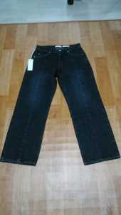 브랜디드(BRANDED) 1804 FRONT CUT BLACK JEANS [WIDE STRAIGHT] 후기