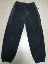 골스튜디오(GOALSTUDIO) NYLON METAL MIXED FLEECE LONG PANTS 후기