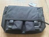에스에스알엘(SSRL) dual pocket messenger bag / black 후기