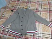 블론드나인(BLOND9) THREE LINE HEM AND CUFFS CARDIGAN_GRAY 후기