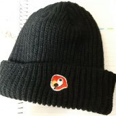 칸코(KANCO) KANCO LOGO SHORT BEANIE black 후기