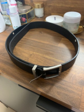 가먼트레이블(GARMENT LABLE) Metallic Italy Leather Belt 후기