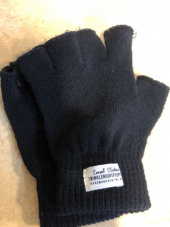 티엔피(TNP) T204AACU61_WH LABEL FINGERLESS GLOVES 후기