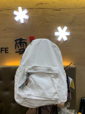블루이(BLUEY) bluey april backpack(white) 후기