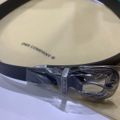 디더블유에스 컴퍼니(DWS COMPANY) DWS WESTERN LEATHER BELT 후기