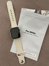 더화이트(THE WHITE) Watch Band 후기