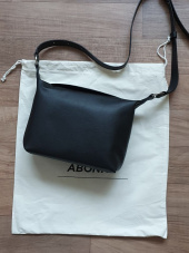 아보네(ABONNE) ARDY bag_black 후기