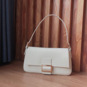 레이브(RAIVE) Real Leather Luke Bag in O/White_VX1SG500-02 후기