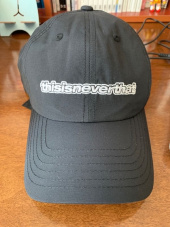 디스이즈네버댓(THISISNEVERTHAT) SUPPLEX® ESP-Logo Cap Black 후기