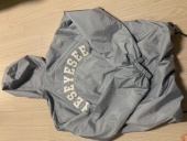 예스아이씨(YESEYESEE) Y.E.S Check Windbreaker Grey 후기