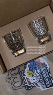 예스아이씨(YESEYESEE) Y.E.S Shot Glass Water 후기