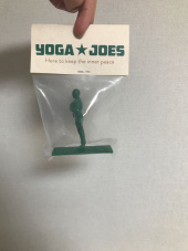 피지컬 에듀케이션 디파트먼트(PHYSICAL EDUCATION DEPARTMENT) YOGA JOES WARRIOR POSE 1 후기