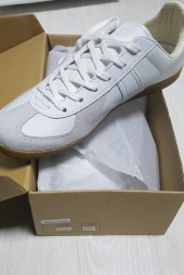 "와이엠씨엘케이와이(YMCL KY) German Type BW Training Shoes ""White"" 후기"