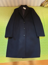 인사일런스(IN SILENCE) SOLIST OVERSIZE CASHEMERE COAT (dark green) 후기